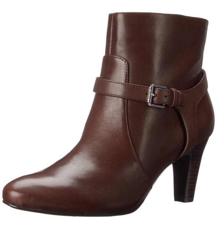 7d6c02ebb2 Lauren Ralph Lauren Women's Saida Boot. ZapatillasBotas De MujeresBolsa Para  ZapatosZapatos De TaconesArnés De CueroMarrón OscuroCompras ...