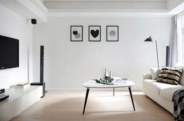 30 Minimalist Living Room Ideas & Inspiration To Make The Most Of Amazing Minimalist Living Room Design Inspiration