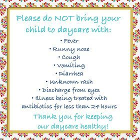 910b7d9b805d41a3331aedcad64cfabe - How To Avoid Getting Sick Working At A Daycare