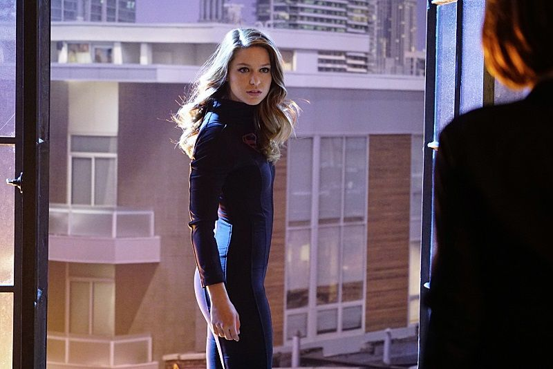 On this week's Supergirl, Kara becomes a danger to her friends and National City after she is exposed to Red Kryptonite.
