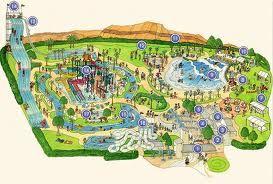 Wet N Wild Las Vegas Map.Wet N Wild Las Vegas Map Summer Fun In 2018 Pinterest Las