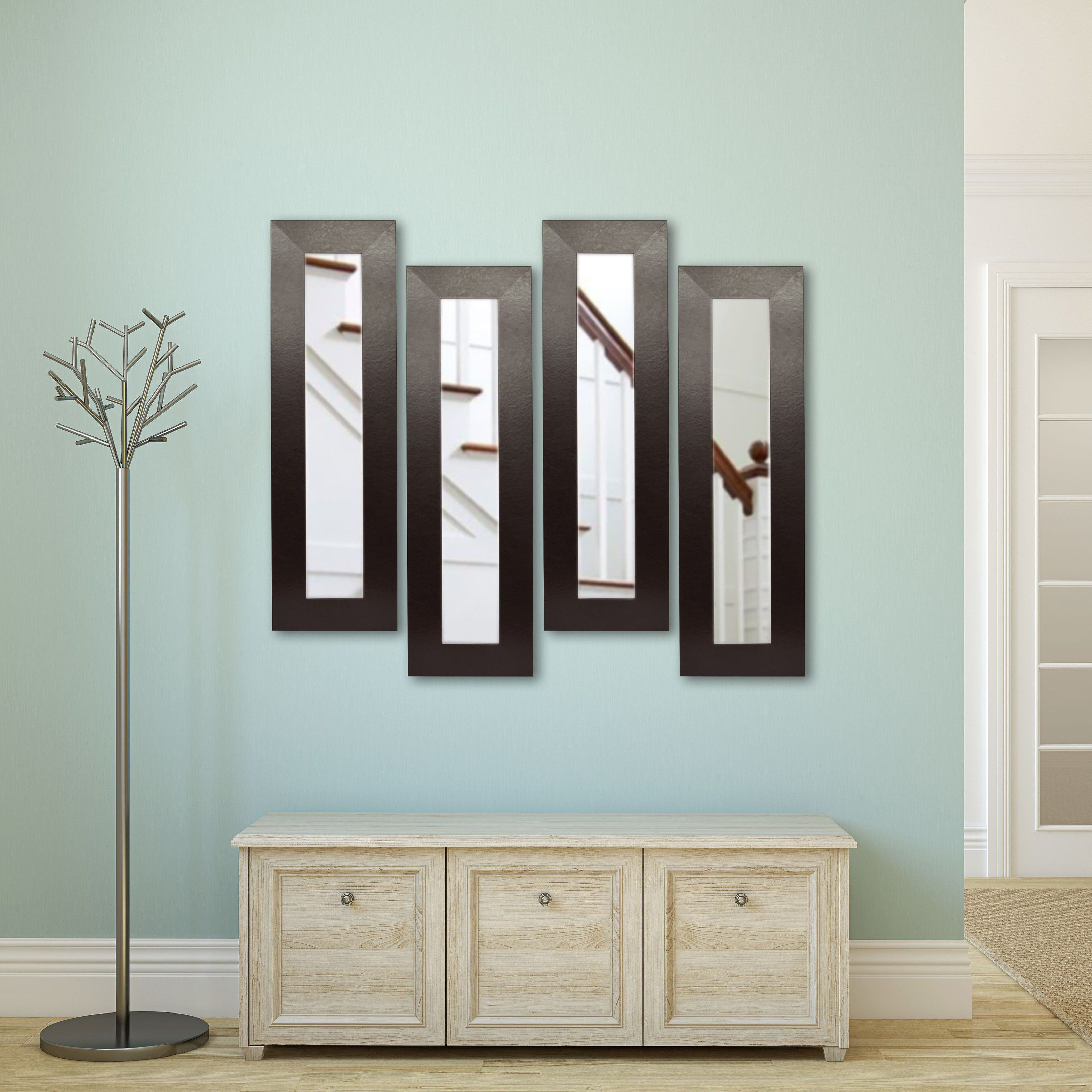 Rayne mirrors molly dawn brown leather wide wall mirror p224 16 rayne mirrors molly dawn brown leather wide wall mirror p224 16 amipublicfo Images