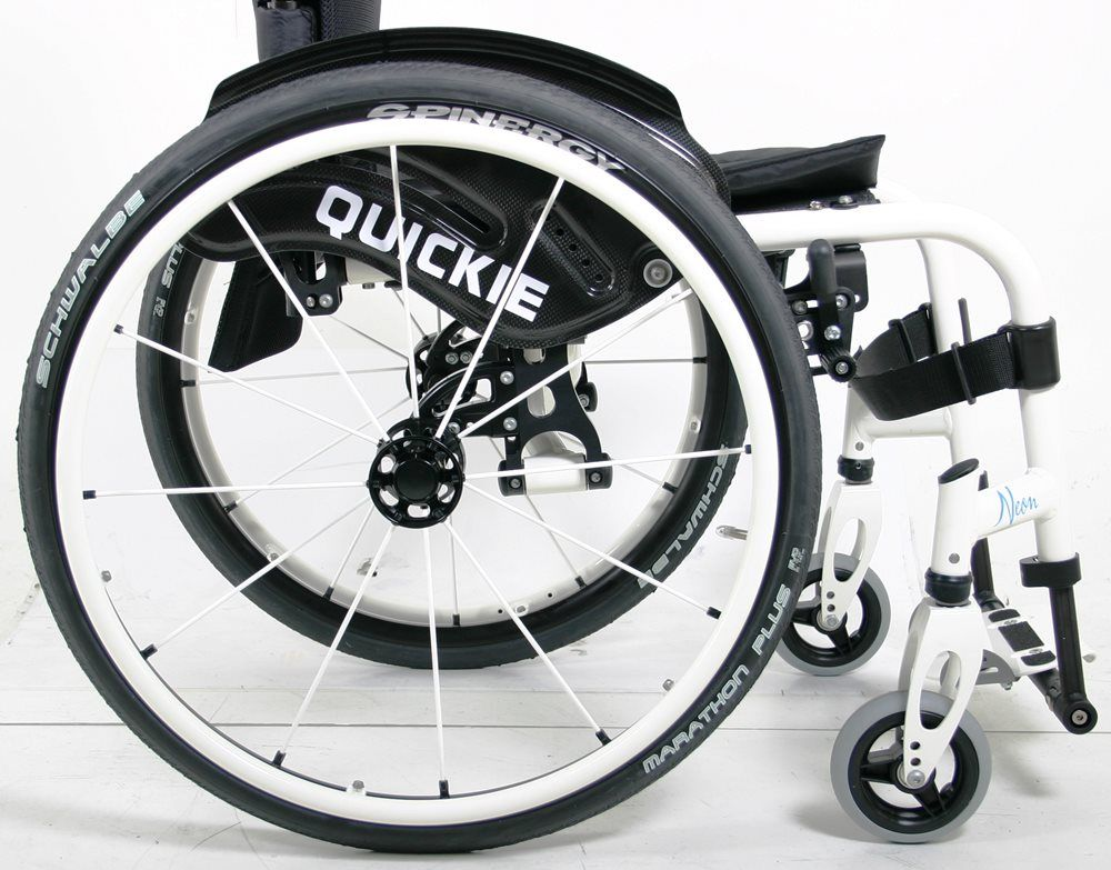 Spinergy drivhjul Sunrise Medical imagens