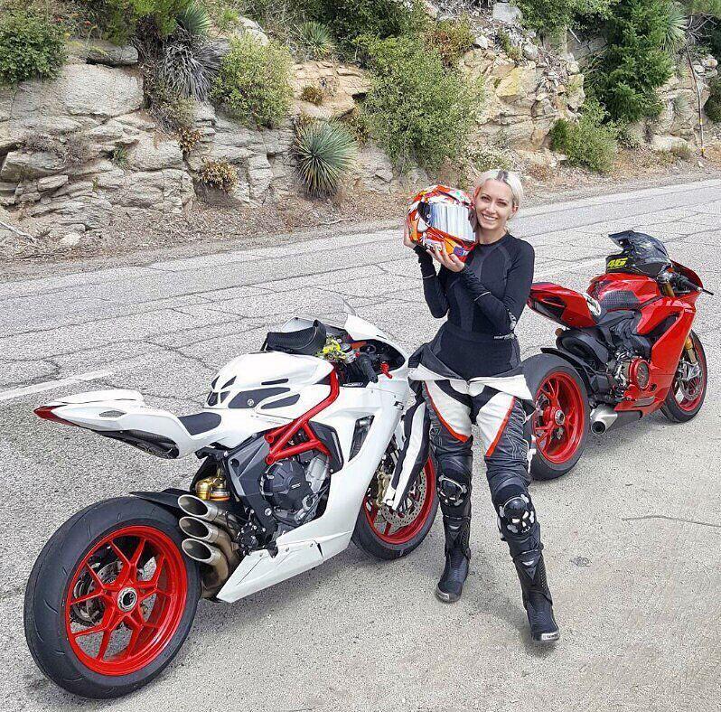 "Moto Girls on Instagram: ""#motogirl #motogirls #moto #motorcycle #bike #bikergirl #lifestyle #sherides #motolife #girlsonbikes #motostyle #motorbike #motolady…"""