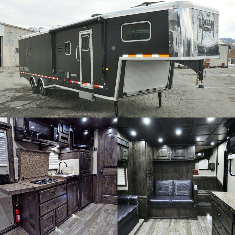 Pin by logan coach on horse power motorsports trailer