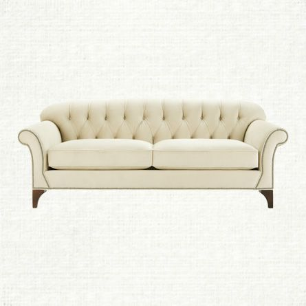 View The Preston Sofa From Arhaus. Like A Fabulous Gift With All The  Trimmings, Prestonu0027s Luxurious Velvety Smooth Wrapping Is Only The  Beginning; B