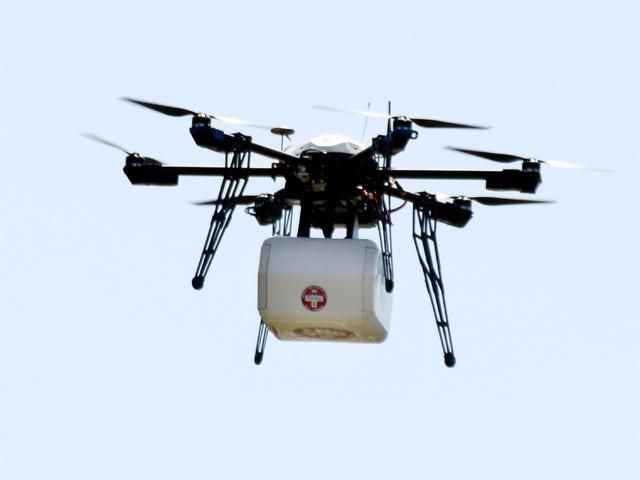 How Drones Are Being Used For Medical Purpose
