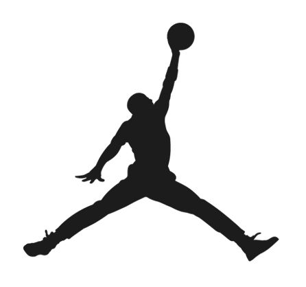 Jumpman 23 Logo Floating Metal Wall Art Jordan Logo Wallpaper Michael Jordan Art Michael Jordan Basketball