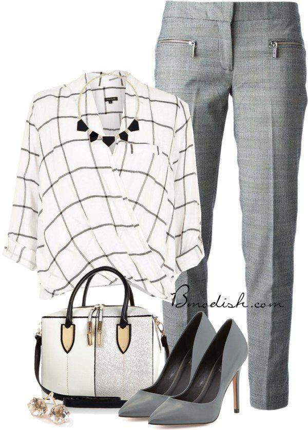 Einfache Stil für einen Wunderschönen Look : 31 Casual Arbeit Polyvore Outfits Ideen #workstyle