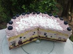 Heidelbeertorte Kuchen Pinterest Heidelbeertorte Kuchen Und