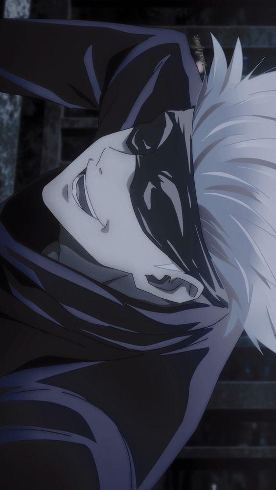 AULÃO ! - Como desenhar Gojo Satoru de Jujutsu Kaisen