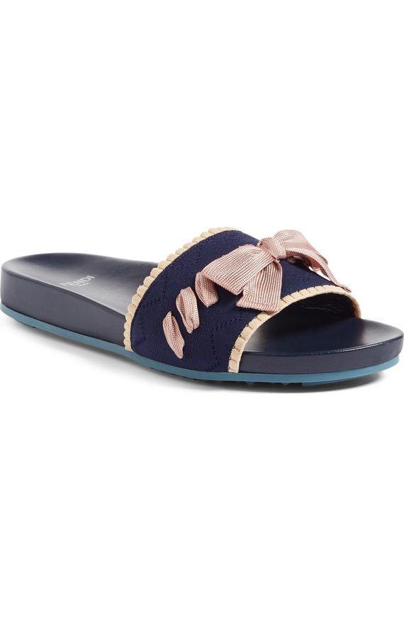 Sandals Fendi Fendi SlideWarm SandalsShoesShoes Pool lZwOPXiukT