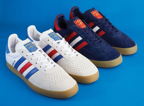 Adidas Archive 350 Suede trainers