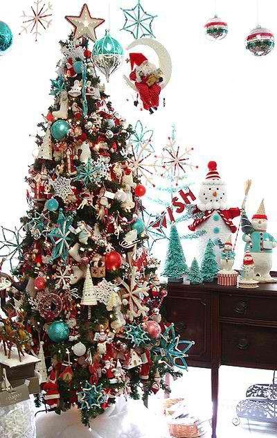 37 Inspiring Christmas Tree Decorating Ideas Christmas tree