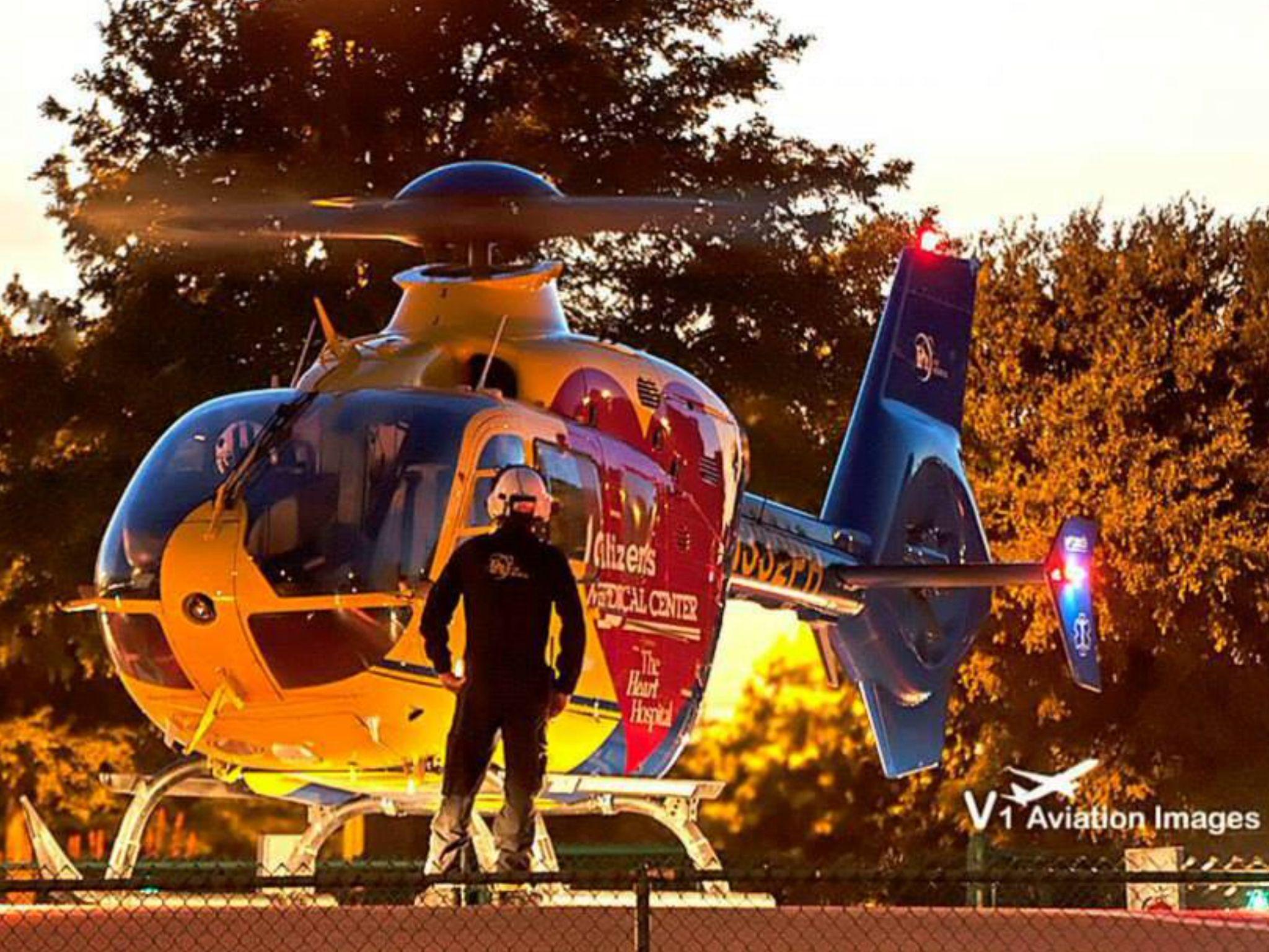 PHI Air Med 3 Victoria , Texas Aviation image, Flight