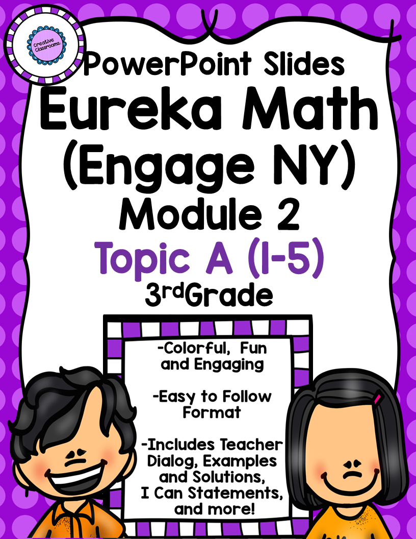 eureka math engage ny module 2 topic a powerpoint slides eureka