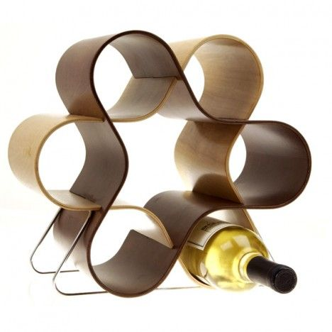 Wine Knot Wine Rack