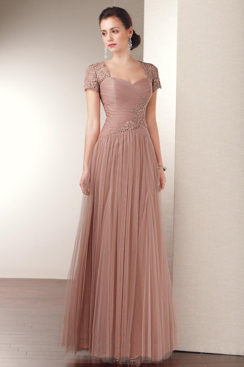 A-Linie Tüll Elegante Abendkleid | Kleider für jeden ...