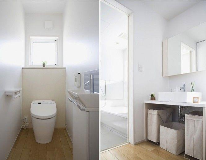Architecture captivating modern toilet minimalist prefab for Minimalist bathroom ideas