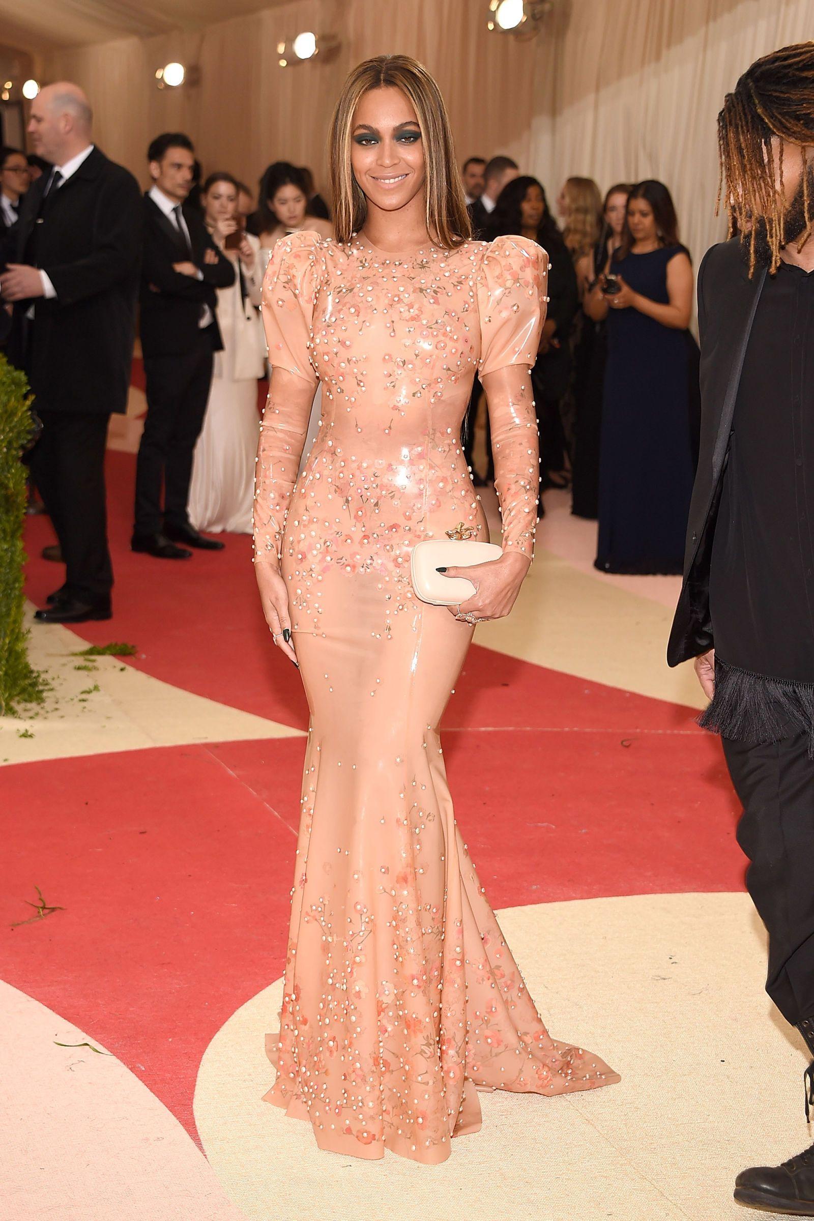 Beyoncé at the Met Gala: Fashions Biggest Night Has