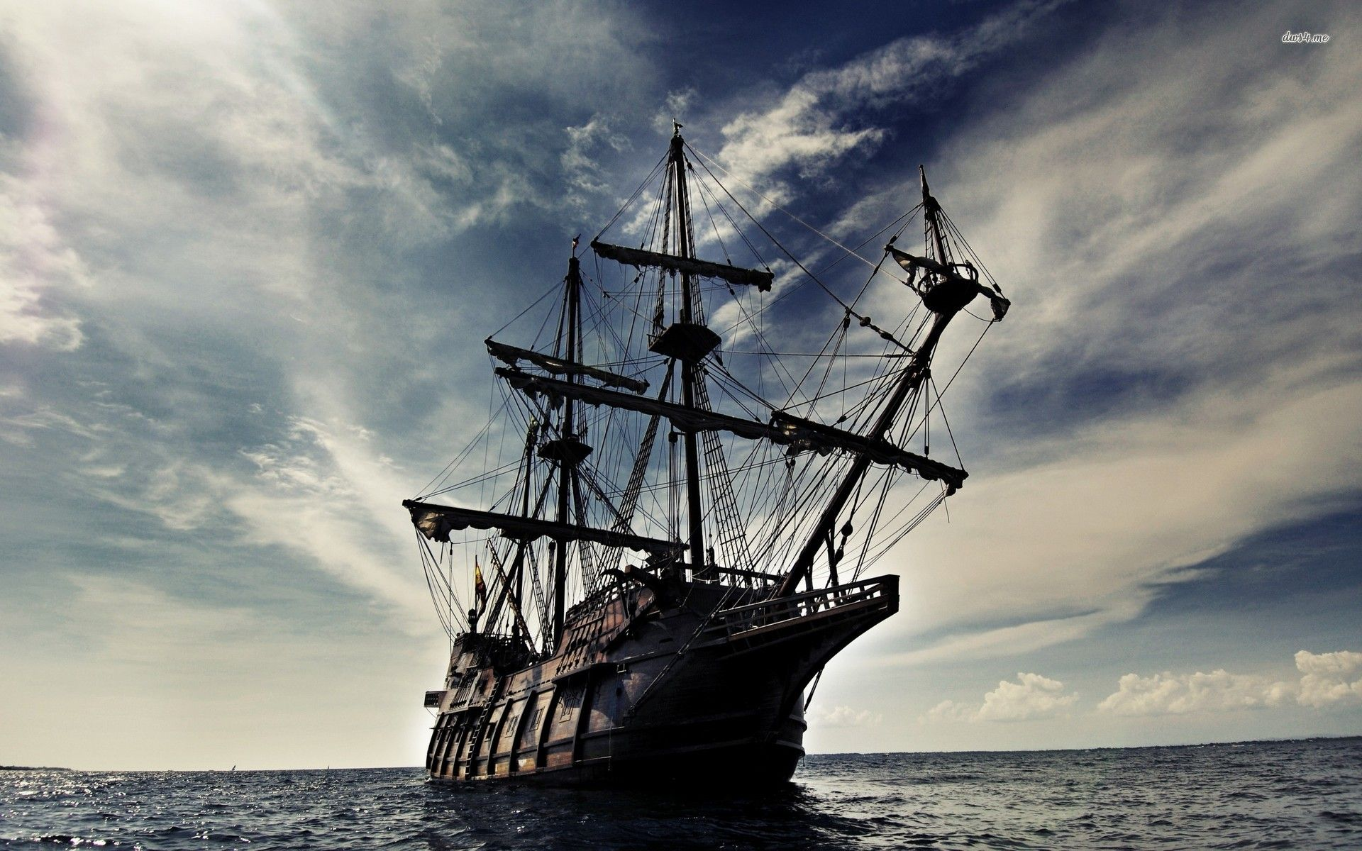 Pirates Of The Caribbean Images The Black Pearl Hd Wallpaper