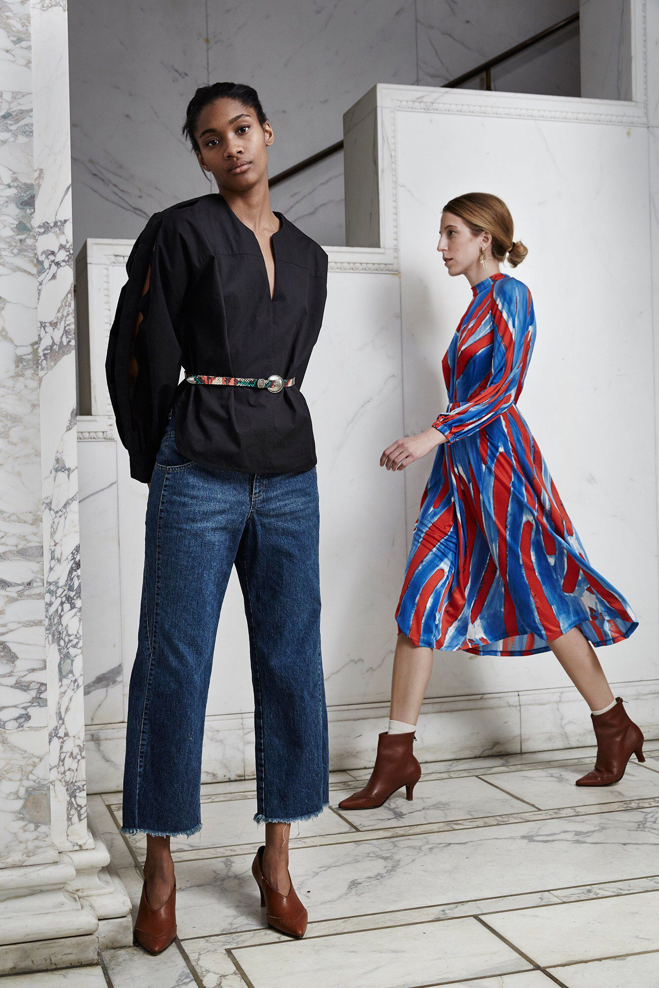 Rachel Comey Fall 2016 Ready-to-Wear Fashion Show