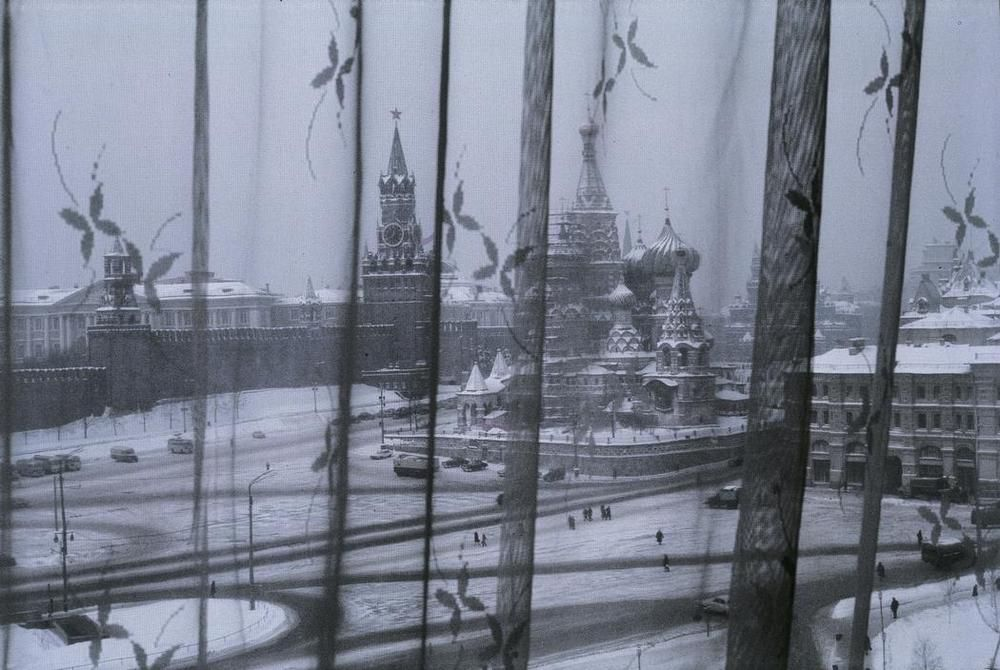 Moscow, by Elliott Erwitt (1968)