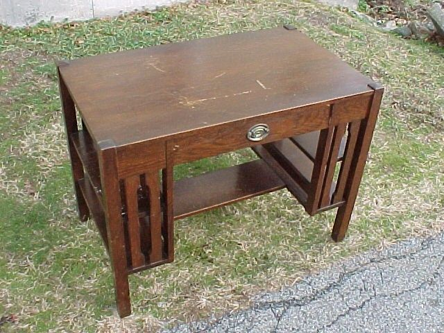 Antique Mission Desk - Antique Mission Desk Antique Furniture