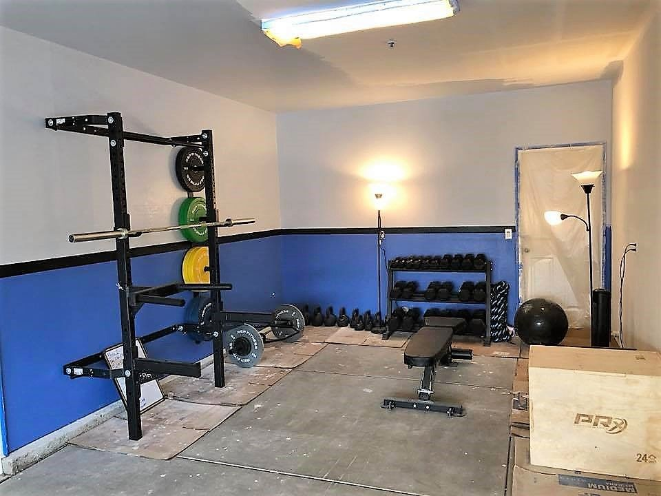 You never thought you d be a gym owner until you started your own