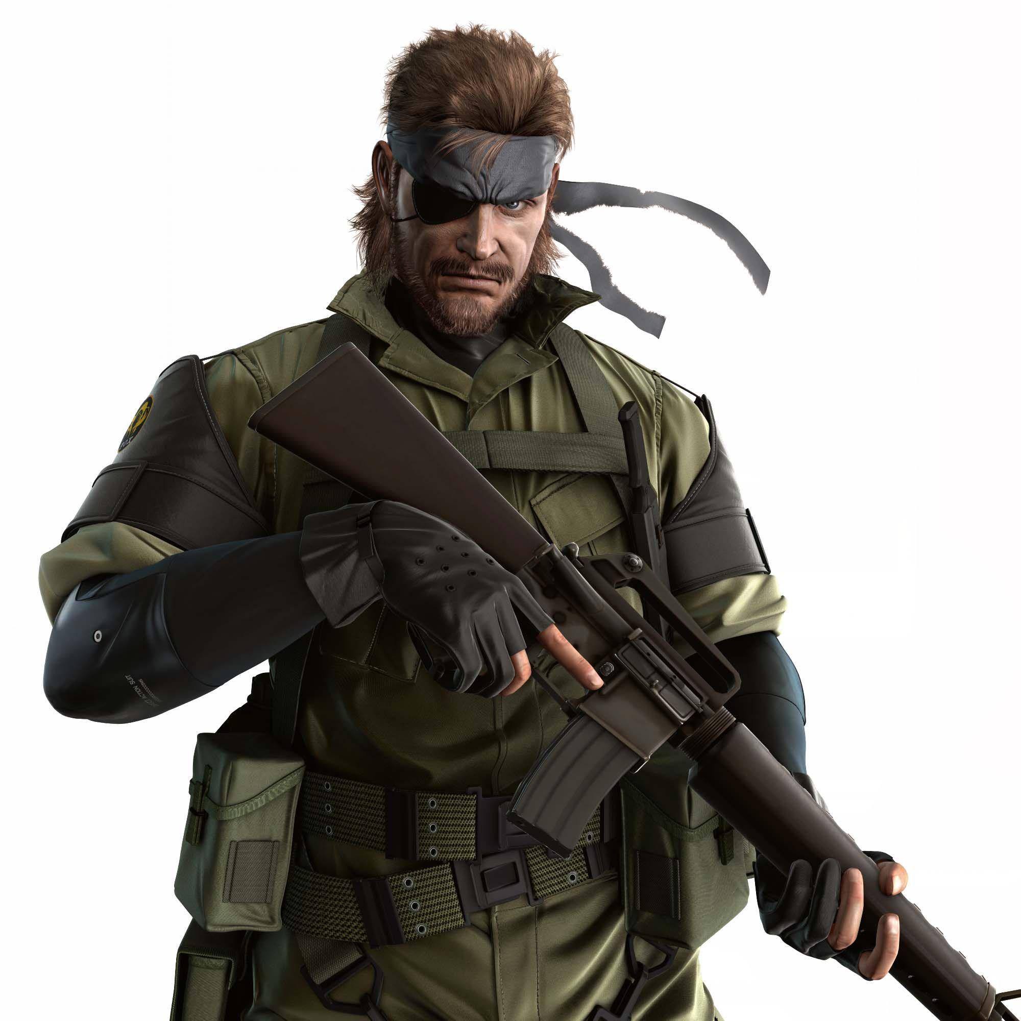 The Art And Screenshots Of Metal Gear Solid Peace Walker Snake Metal Gear Metal Gear Big Boss Metal Gear