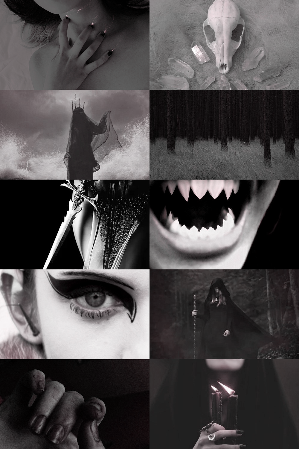 warrior witch aesthetic requested more here  request here