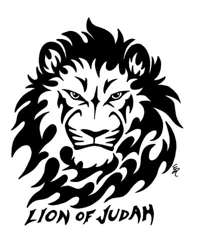 Terfobamat Lion Of Judah Wallpaper Lion Of Judah Lion Tattoo Tribal Lion