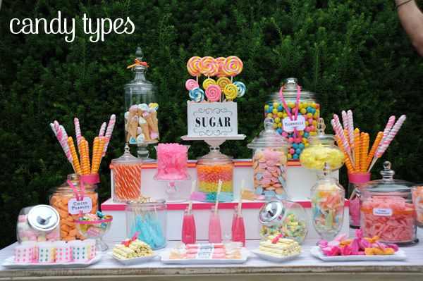 30 Of The Best Candy Sweet Bar Party Ideas Wedding Candy Table Candy Bar Wedding Wedding Candy