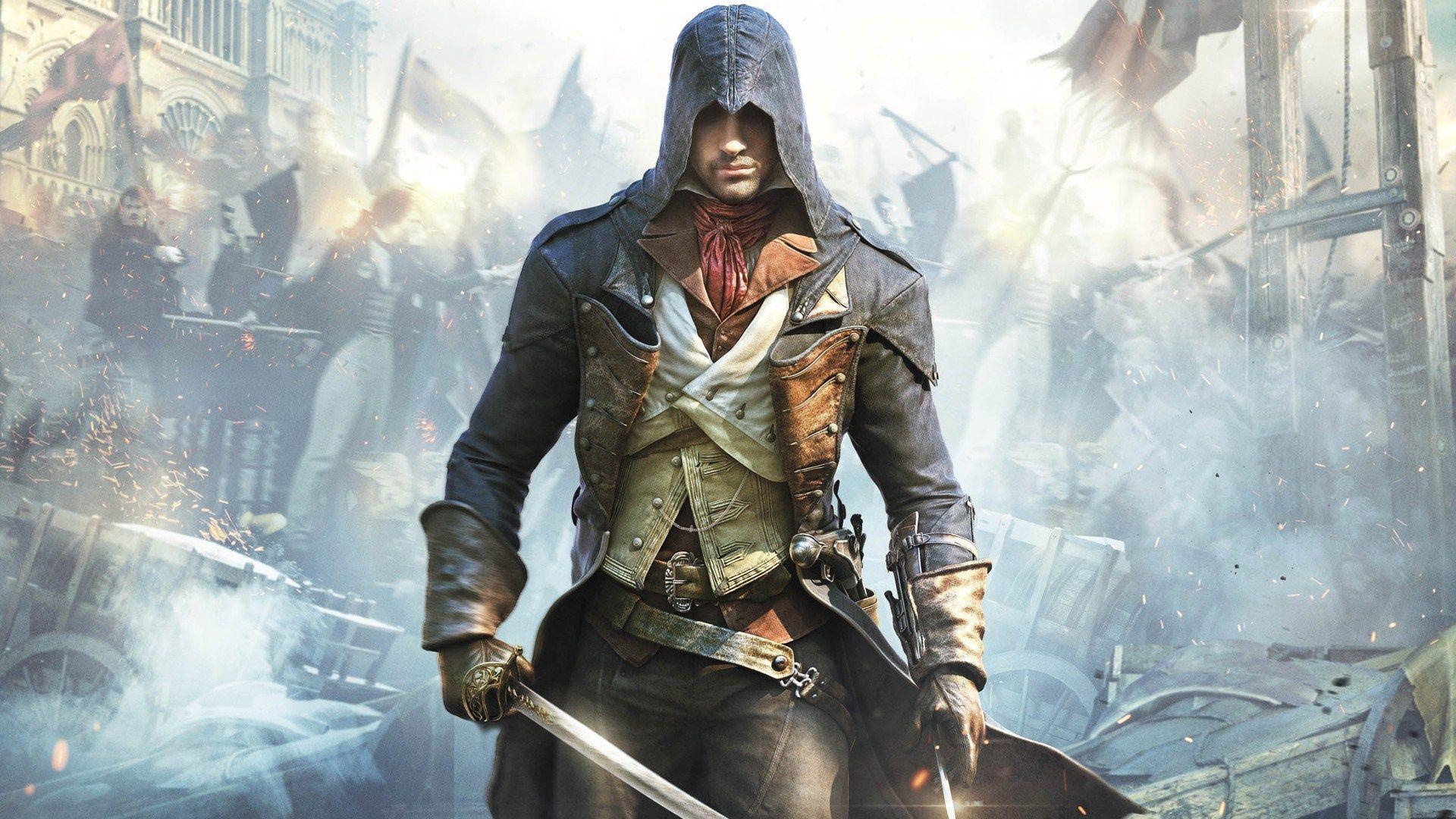1920x1080 Assassins Creed Unity Game Wallpaper Assassins Creed