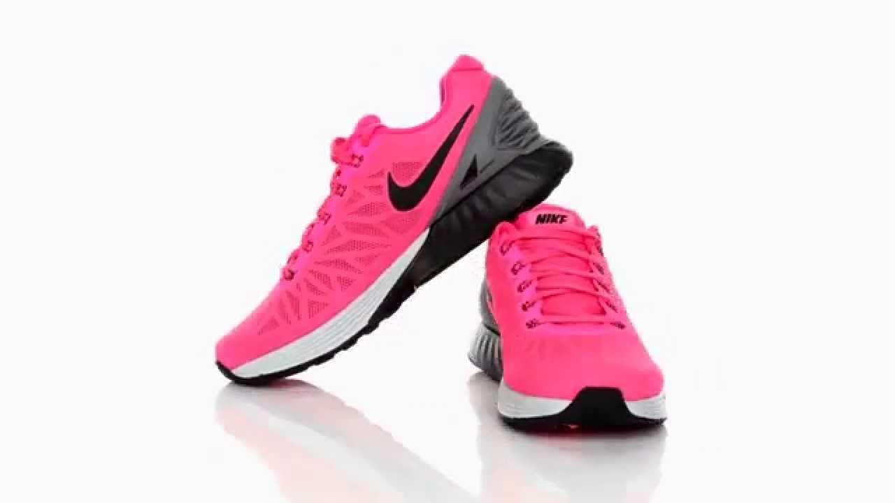 Prezentacja Nike Lunarglide 6 Sport Shoes Nike Lunarglide Nike