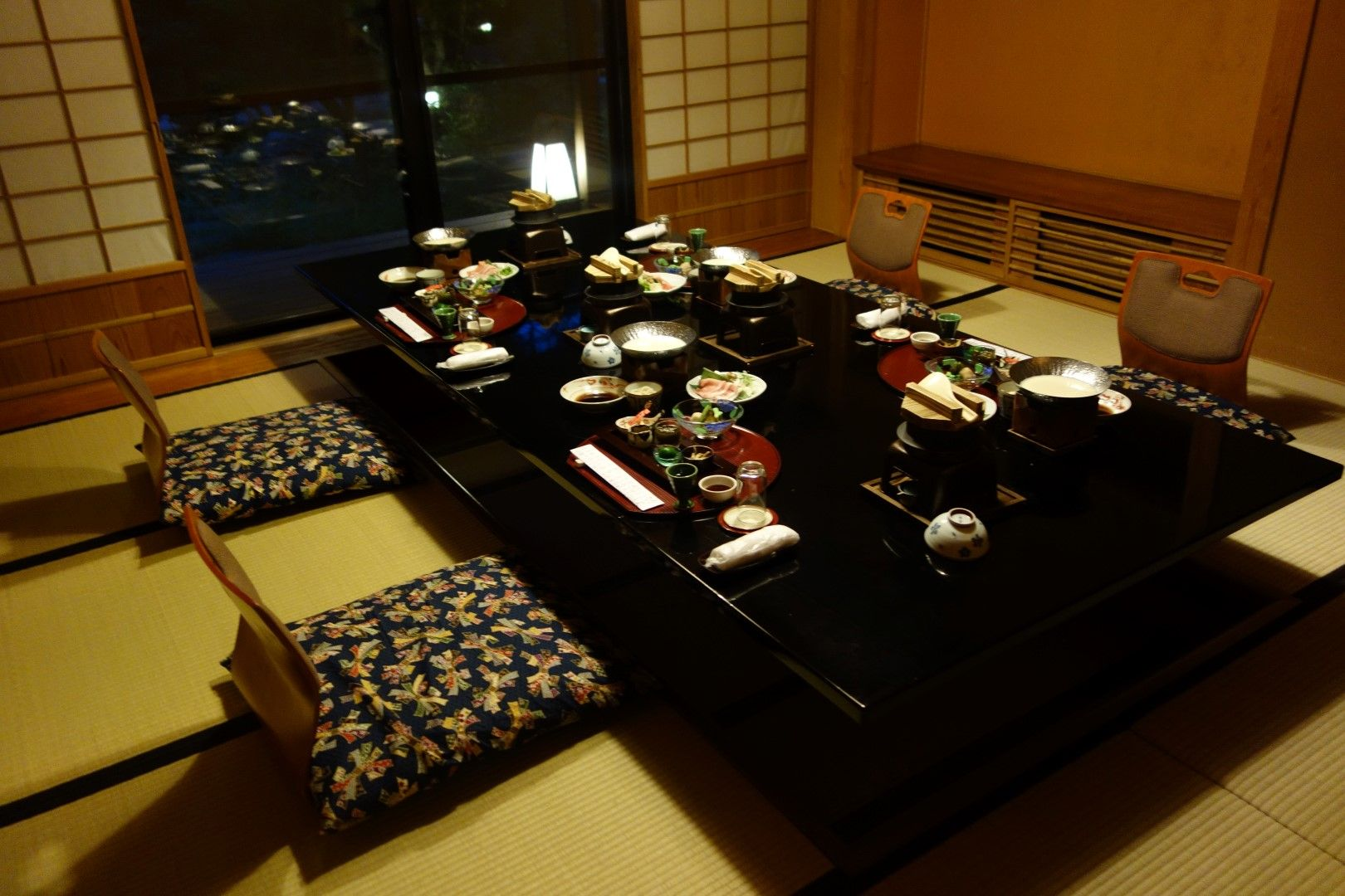 Japanese Dining Table Home Decoration And Beach House Design