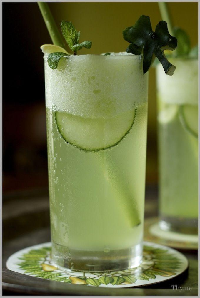 honey dew, cucumber mojito