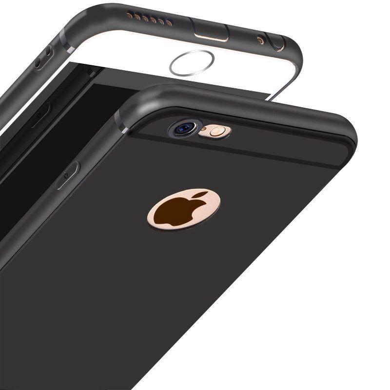 iphone 7 plus slim silicone case