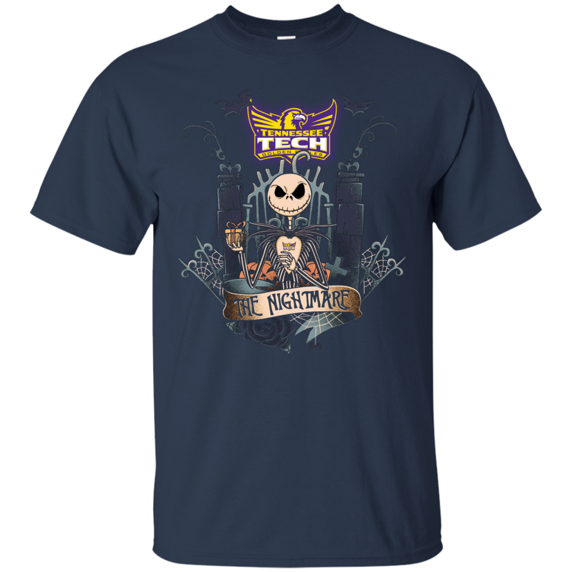 Halloween Tennessee Tech Golden Eagles T shirts The