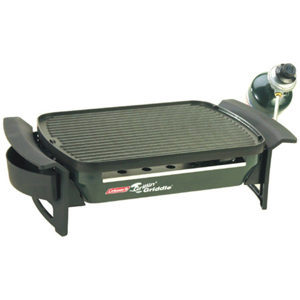 Coleman - Propane Grillin Griddle | Camping | Pinterest | Coleman ...