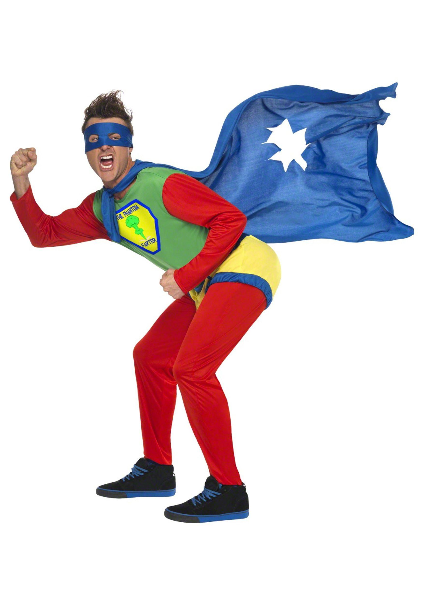 Superhero · Phantom Farter Superhero Costume  sc 1 st  Pinterest & Phantom Farter Superhero Costume | Mens Halloween Costumes ...