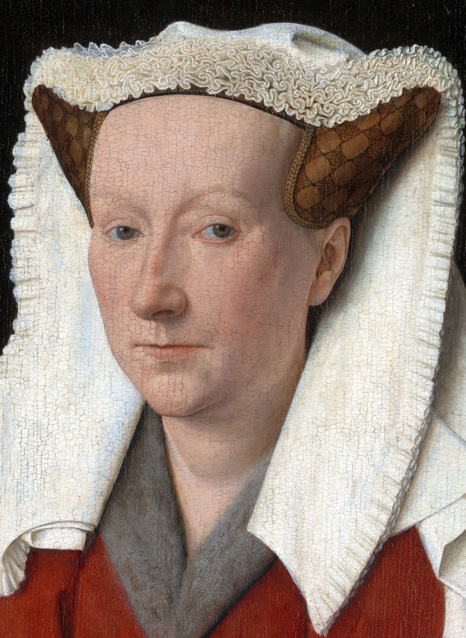 Arnolfini Portrait By Jan Van Eyck HD Desktop Wallpaper for K