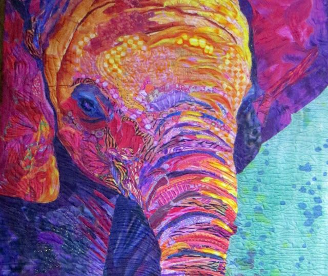 Cathy Geier's Quilty Art Blog: From Insects to Elephants at the ... : cedarburg quilt museum - Adamdwight.com