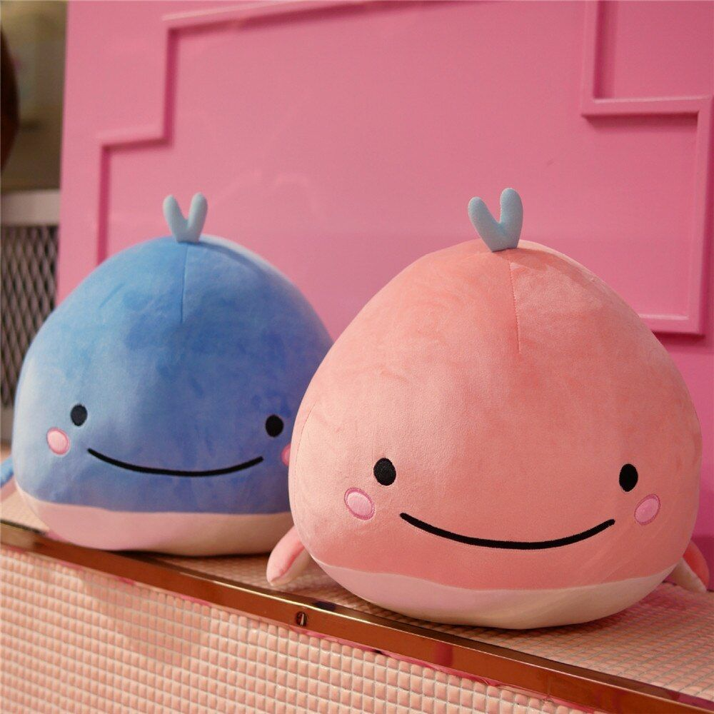 Brand Name Ywdm Theme Tv Movie Character Material Cotton Rope Wool Age Range 3 Years Old Form Genius Animals Whale Plush Happy Whale Plush Animals [ 1000 x 1000 Pixel ]