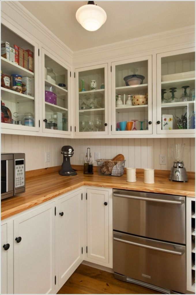 Make a Small Kitchen Look Bigger with These Tips 4 Style - Style Of small kitchen renovations Top Design