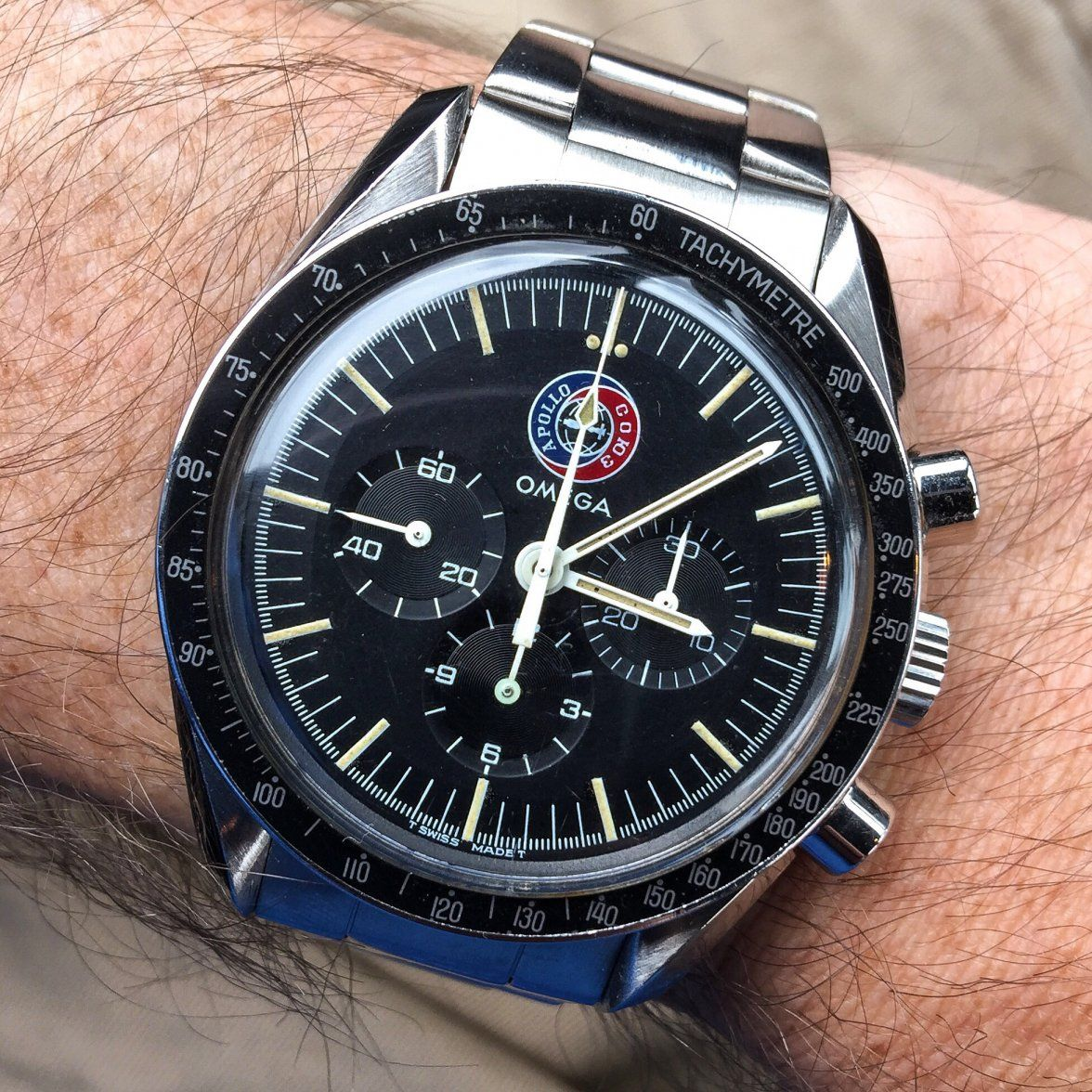 Rare Vintage OMEGA Speedmaster Pro Apollo-Soyuz LE Moonwatch Circa 1976 - http://omegaforums.net