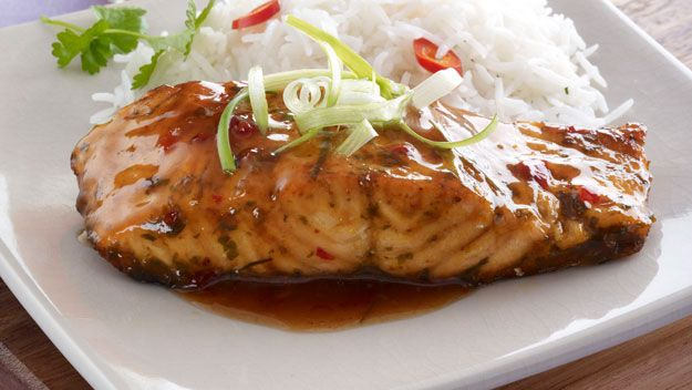 http://www.channel4.com/4food/recipes/popular-cuisines/thai/salmon-with-sticky-chilli-sauce-recipe