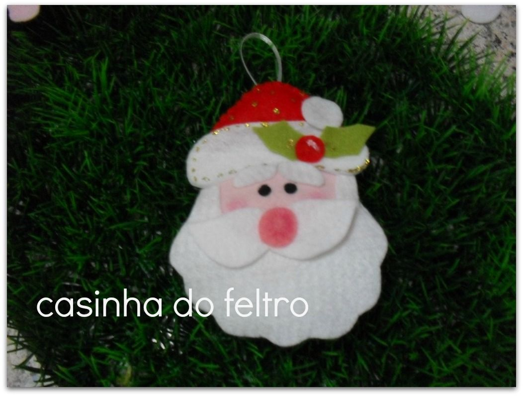 CASINHA DO FELTRO: natal