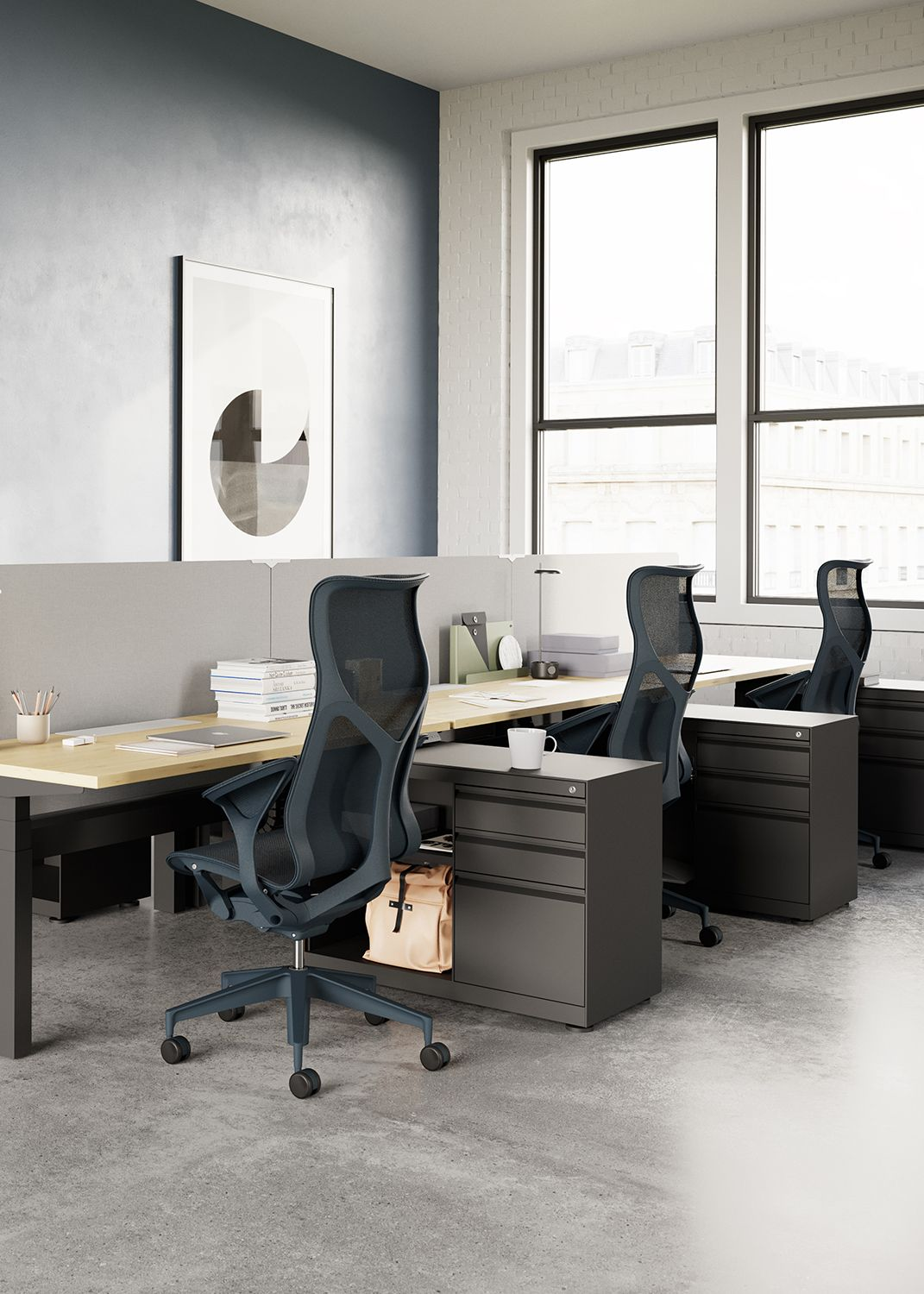 Cosm Chairs Office Furniture Modern Home Office Chairs Best Ergonomic Office Chair