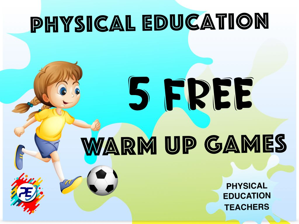 Free Games For Physical Education In